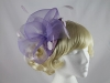  Lilac Crin Fascinator